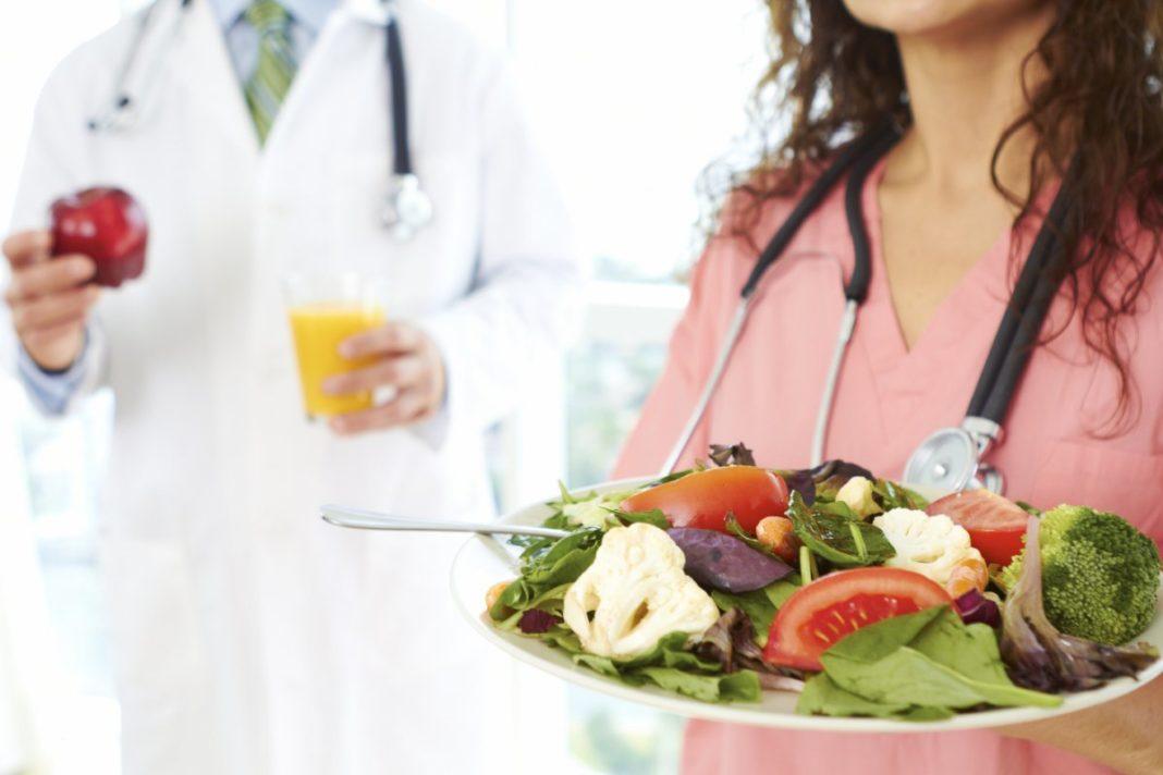 Приблизительное меню диеты