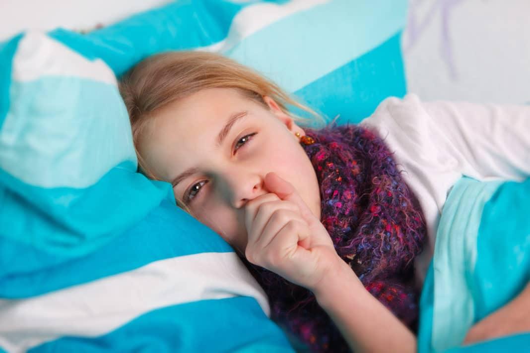 Аллергический бронхит у ребёнка