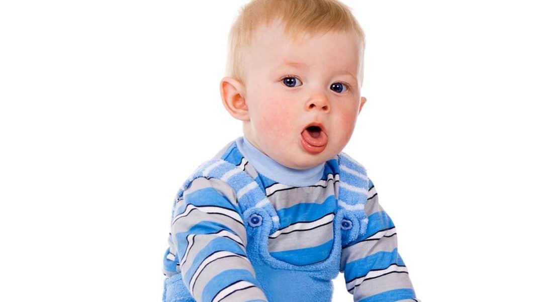 Особенности пневмонии у детей до года