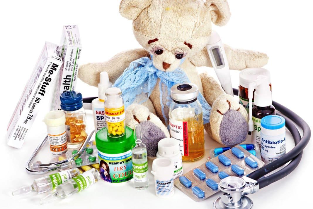 Лечение пневмонии медикаментозно