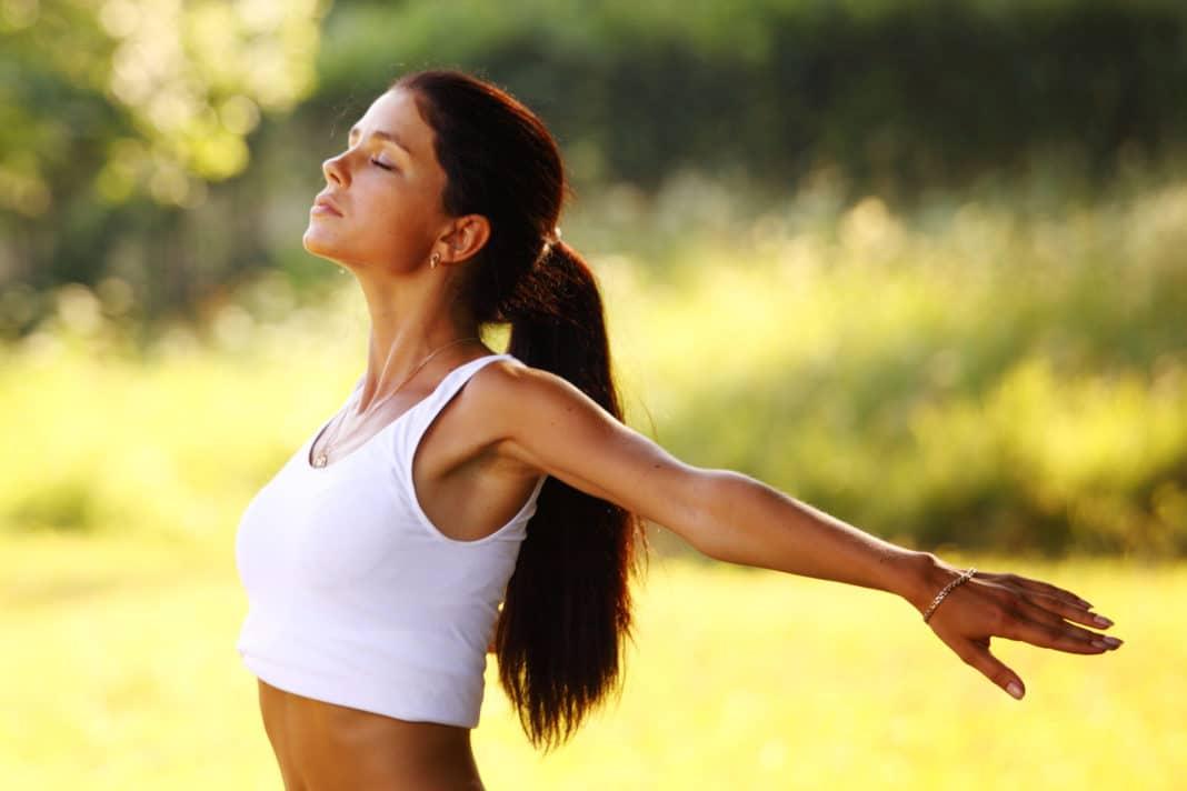 Общая дыхательная гимнастика после пневмонии