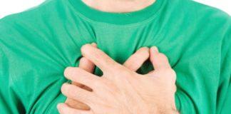 боли при воспалении легких