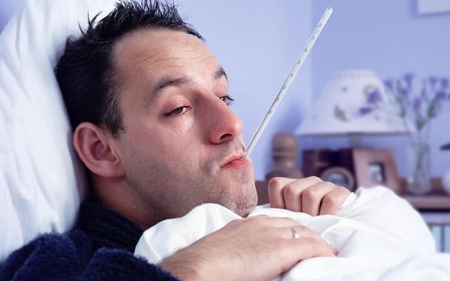 первые признаки при воспалении легких