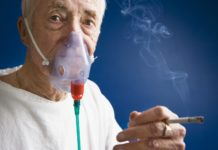 Курение при астме