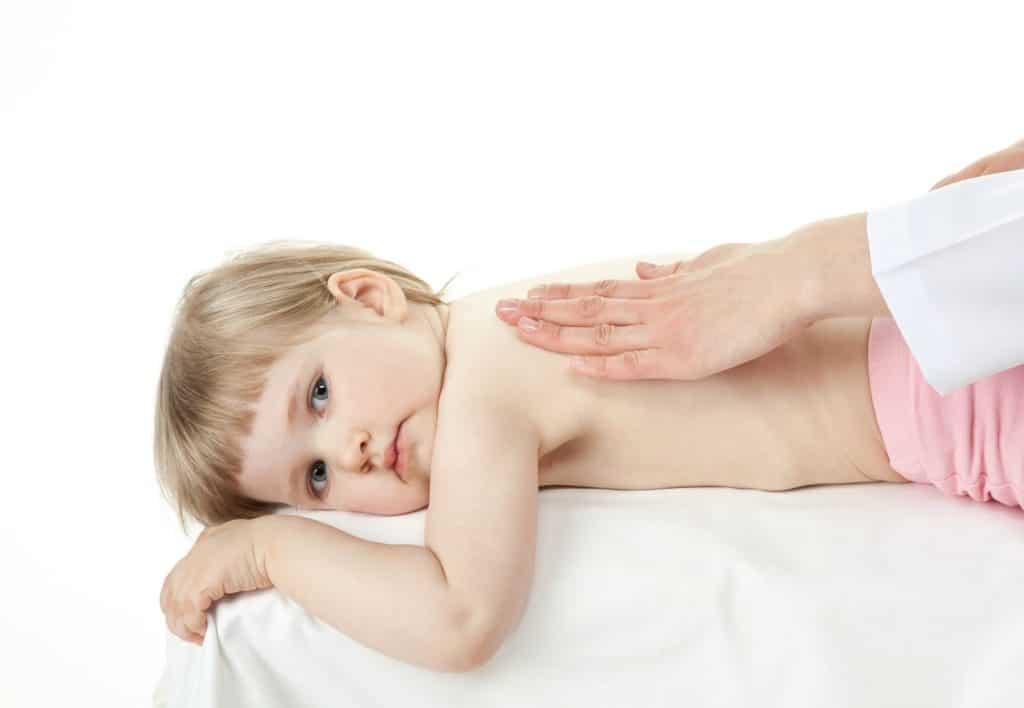 Массаж при бронхиальной астме у детей