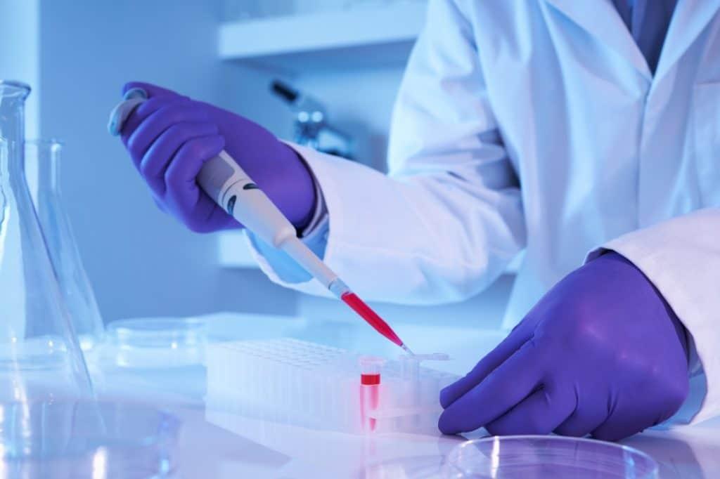 Анализ крови на M и G антитела