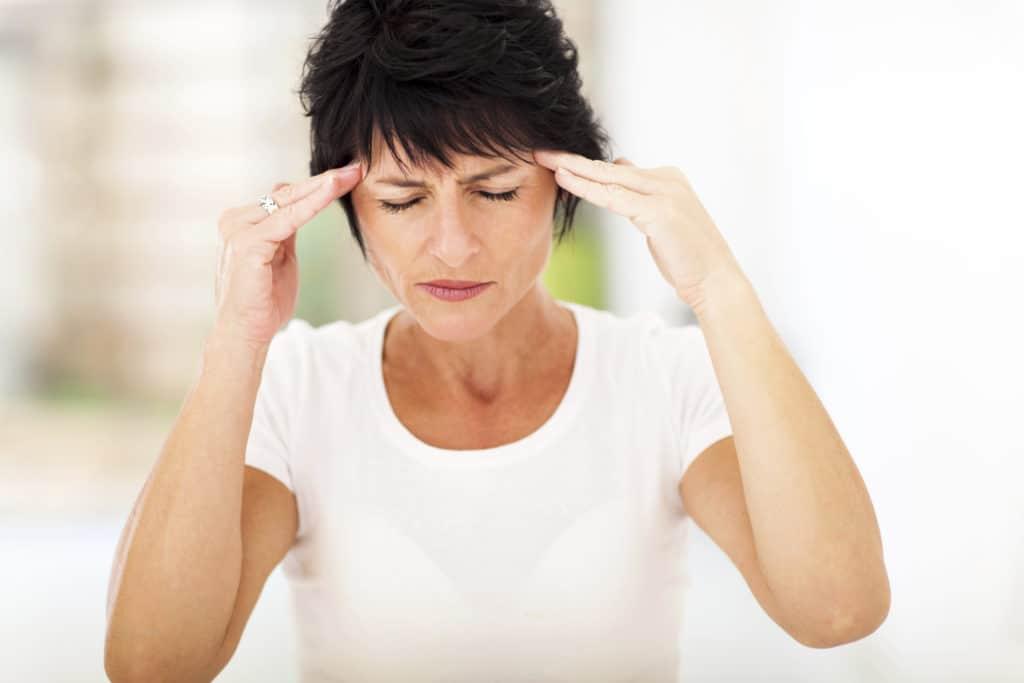 Головокружение и нарушение сна