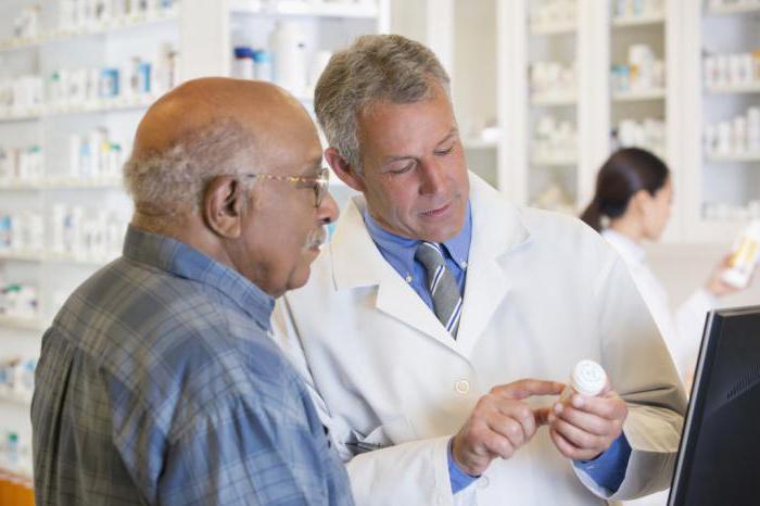 консультация с фармакологом
