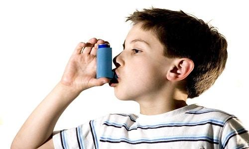 Инфекционная астма у детей