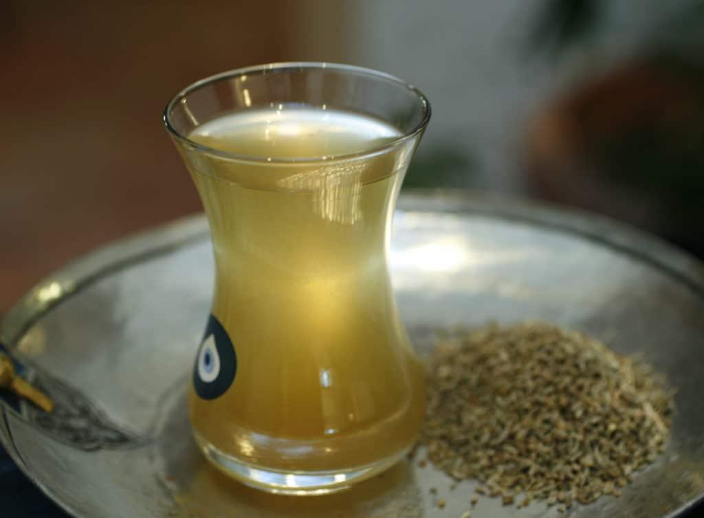 Настой из анисовых семян