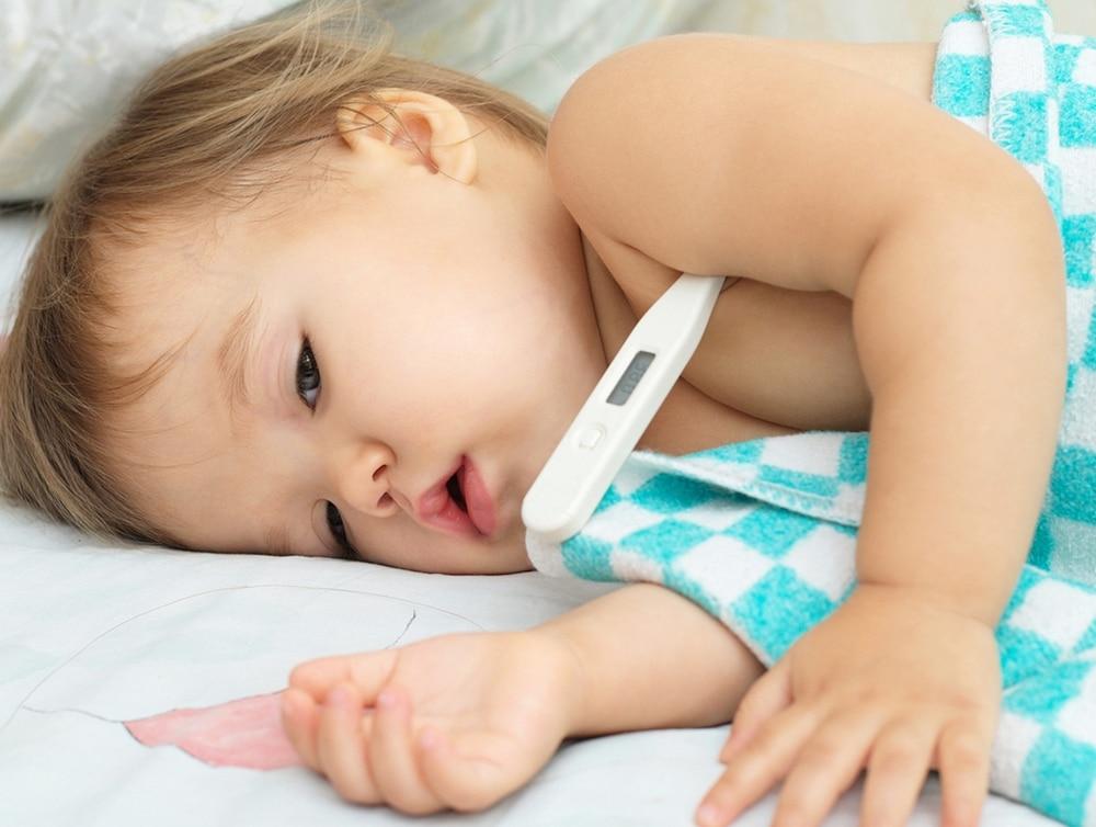 Повышение температуры одна из реакций на прививку