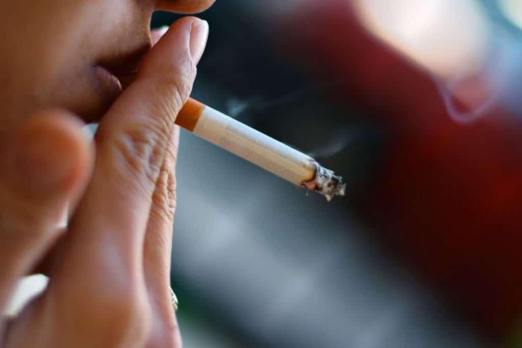 никотин при курении