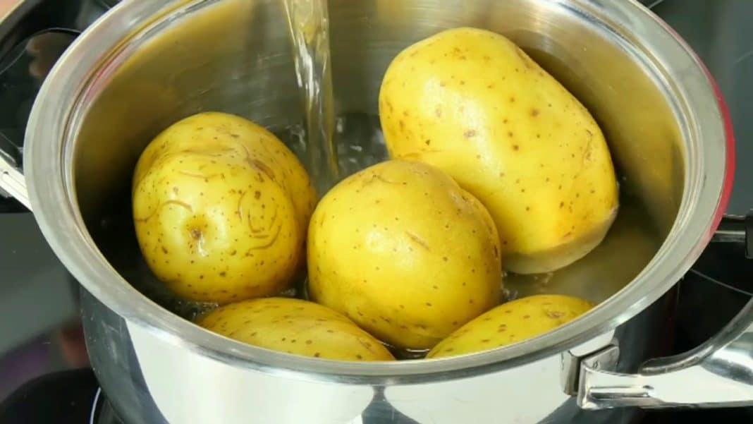 Ингаляция картошкой при кашле