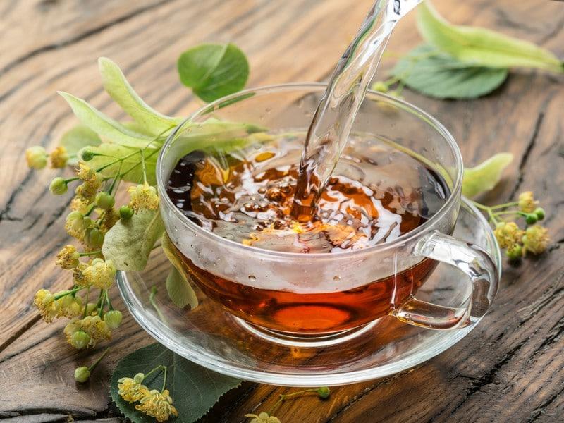 приготовление липового чая