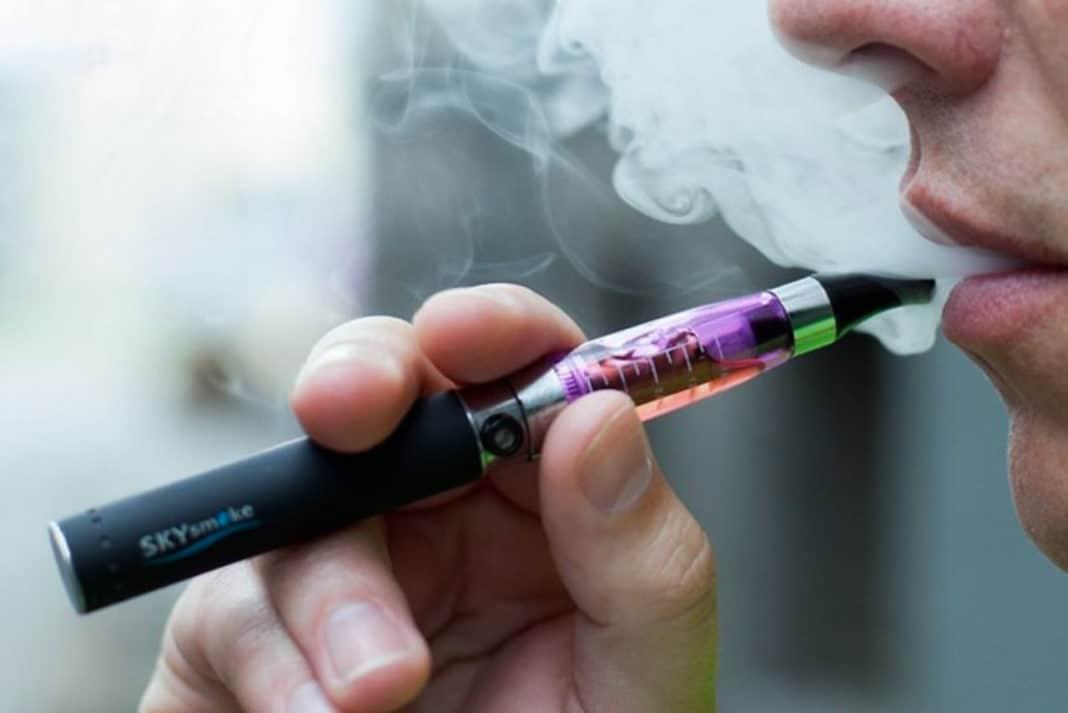 Электронные сигареты снижают защитные функции лёгких